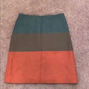 NWT Hugo Boss wool blend skirt